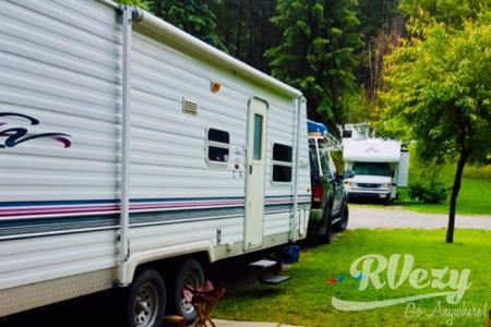 Best 35 RV rentals in Banff, Alberta  RVs, Motorhomes