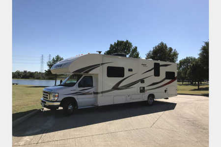 Family friendly with all the comforts of a home on wheels in Guelph