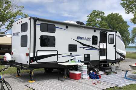 2018 Keystone - Bullet 243BH in Orleans, Ontario