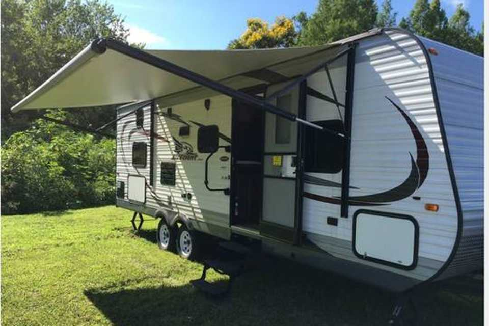 Come camp the Shuswap area  in Chase, British Columbia