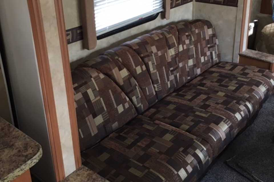 Rugged Travel Trailer ready to hit the road!  in Edmonton, Alberta