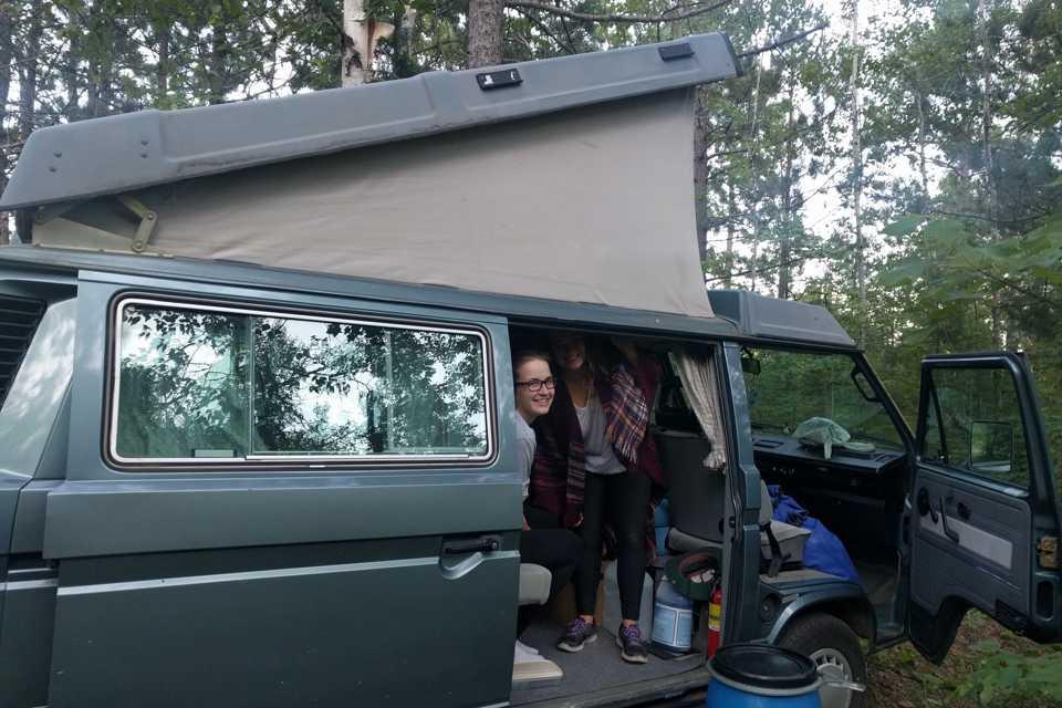 Volkswagen Westfalia- Hippy Van in Ottawa, Ontario