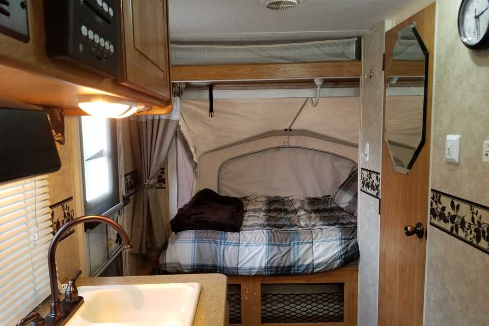 Glamping on a budget in Calgary, Alberta