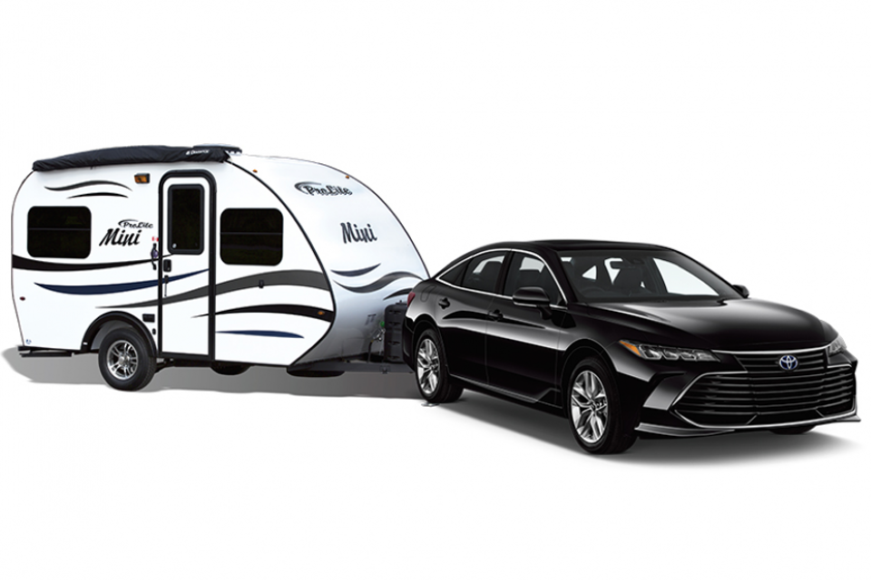 Tow with a Car! Winter Rental Available  in GOLDEN-LAKE, Ontario