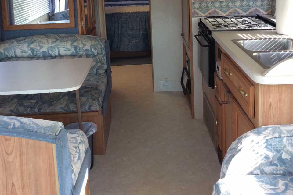 The coachmen Mirada 2000 in Quebec, Quebec
