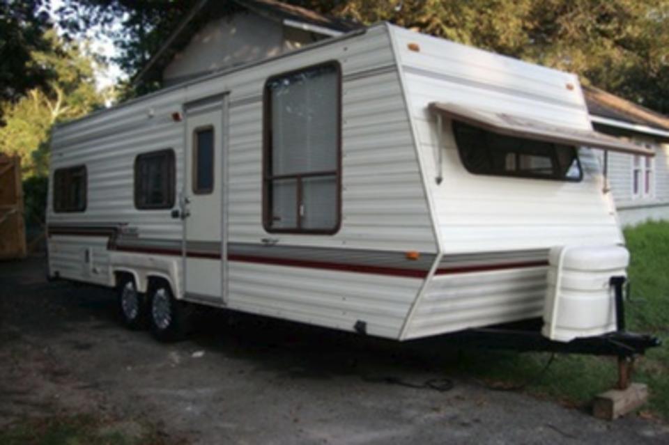 Cosair Travel Trailer in Eastwood, Ontario