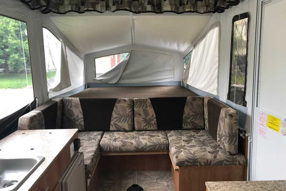 Jayco 1007 Tent Trailer in Stittsville, Ontario