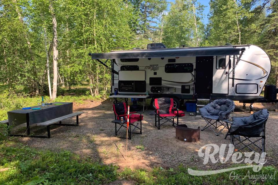 New 25ft Rockwood Bunkhouse  in Cold-Lake, Alberta