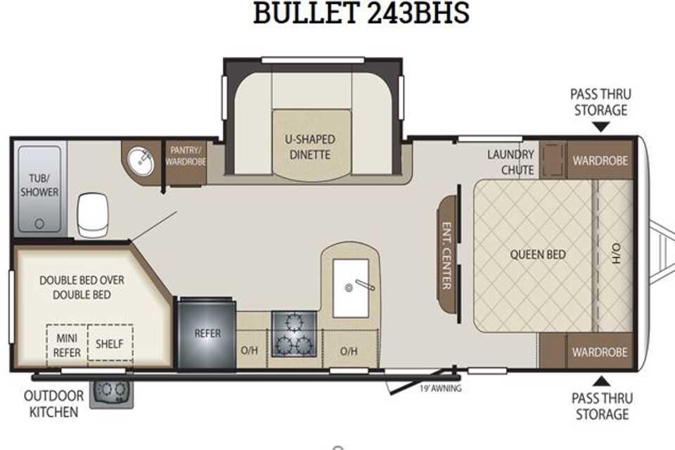 Keystone - Bullet 24BHS in Brussels, Ontario