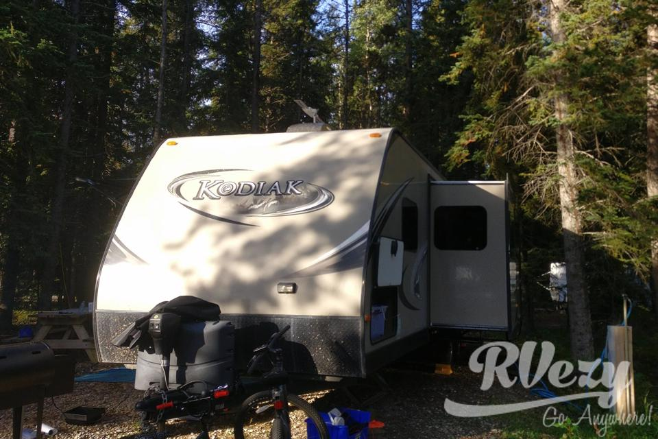 """""""RV there yet ?"""" Fully stocked + winter ready! (Delivery available) in Calgary, Alberta"""