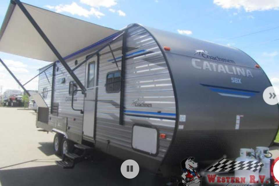 Brand New Camper Free Delivery  in Ottawa, Ontario